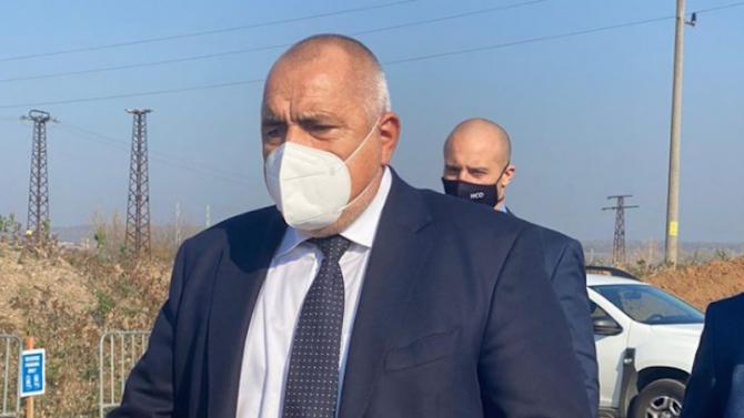 Борисов изпрати съболезнования на Сърбия за кончината на патриарх Ириней
