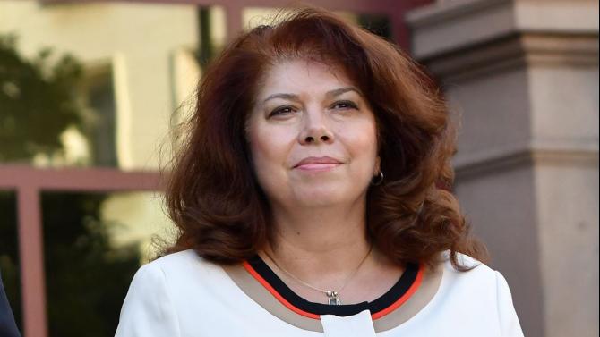 Илияна Йотова поздрави българската общност в Тараклия по случай юбилея на молдовския район