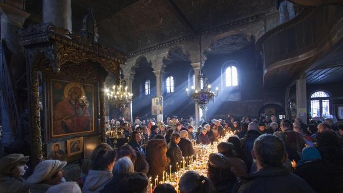 Въведение Богородично е празник, който ни определя като българи