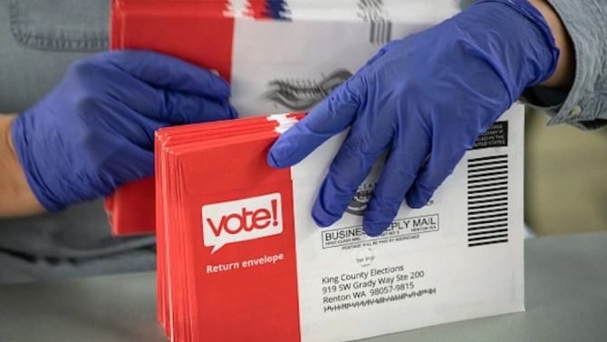 Съдия в Пенсилвания отхвърли обвиненията за изборна измама