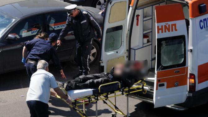 Скочилият пациент в Бургас бил с коронавирус