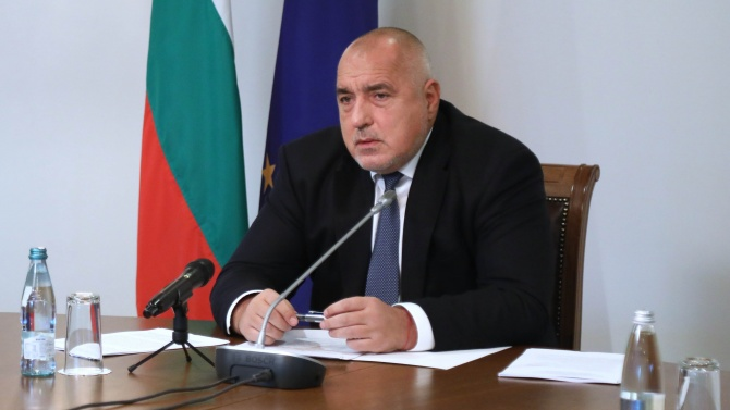 Борисов към посланиците на ЕС: България винаги е била готова за диалог със Северна Македония