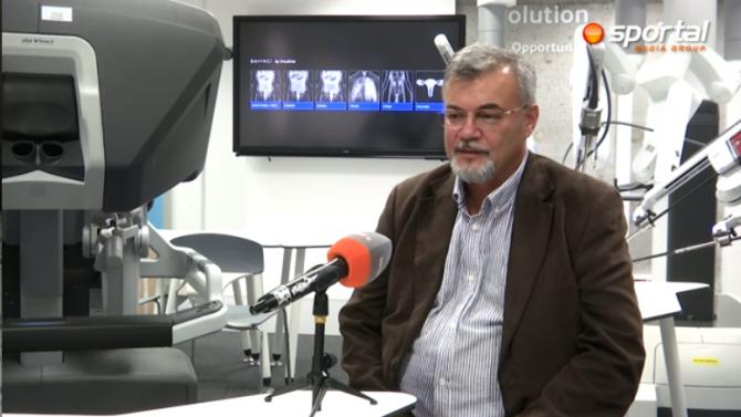 Д-р Цветан Минчев за роботите Da Vinci: Ако аз съм пациент, ще предпочета операция с Da Vinci