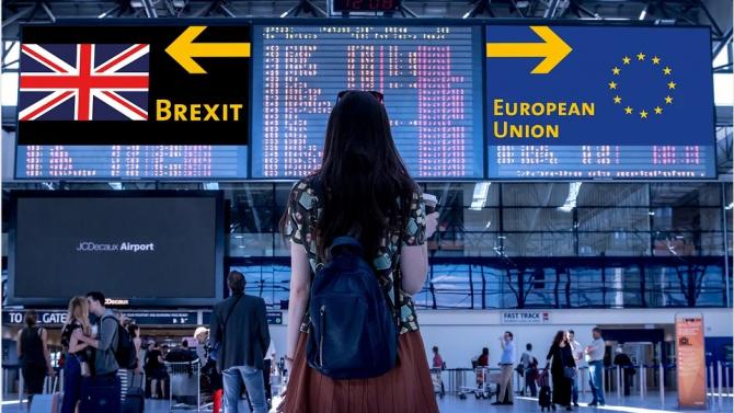Ето какви ще са условията на влизане и престой за българите във Великобритания след 1 януари 2021 г.