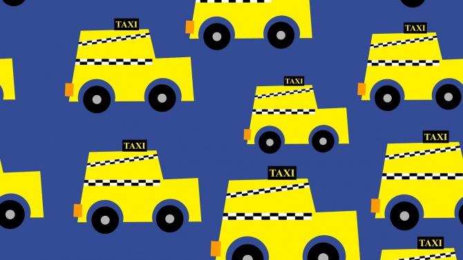 Таксиджиите са най-успешните протестъри в България за всички времена