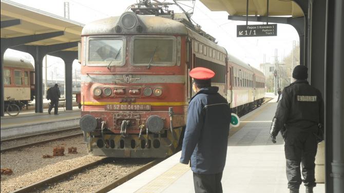БДЖ представи финален вариант на График за движение на влаковете за 2021 г.