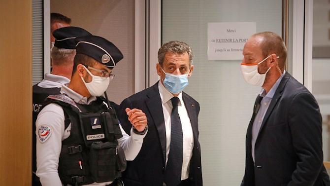 Отложиха делото срещу Никола Саркози за корупция