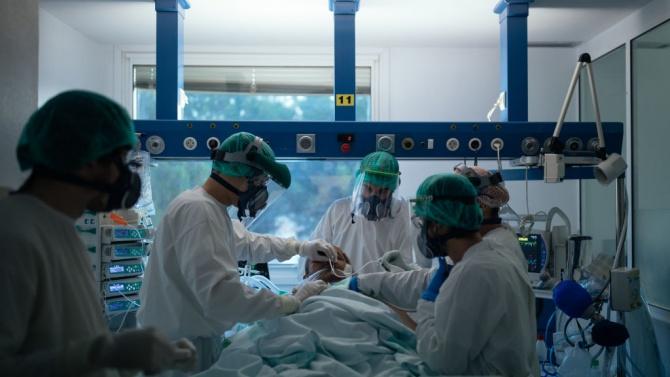 В Русенско е увеличен броят на болничните легла за пациенти с коронавирус
