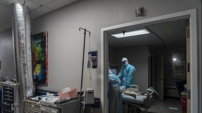 10 смъртни случая от COVID-19 за денонощието в Монтана