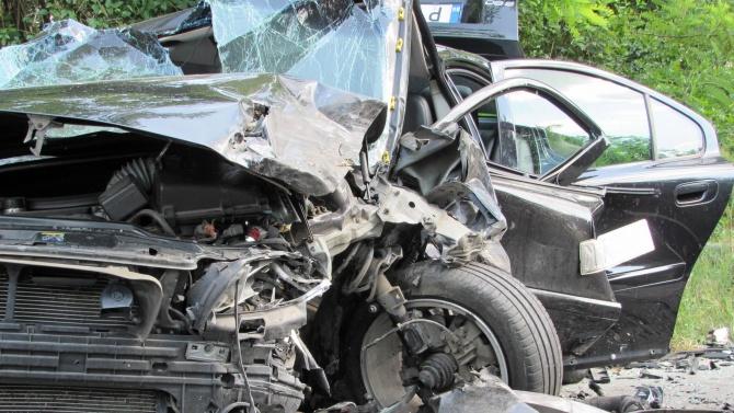 19-годишен младеж загина при жестока катастрофа край Добрич