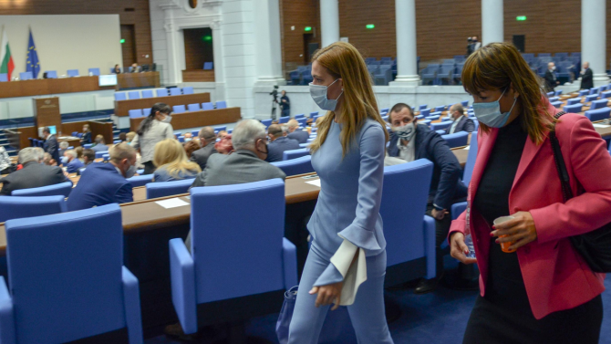 На живо: Депутатите подхванаха Бюджета за 2021 г.