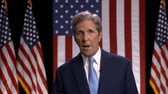 Джо Байдън назначи Джон Кери на поста специален представител по въпросите на климата