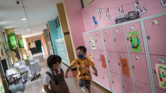 Родители на деца в Хасково ще могат да извиняват отсъствията им от предучилищни групи