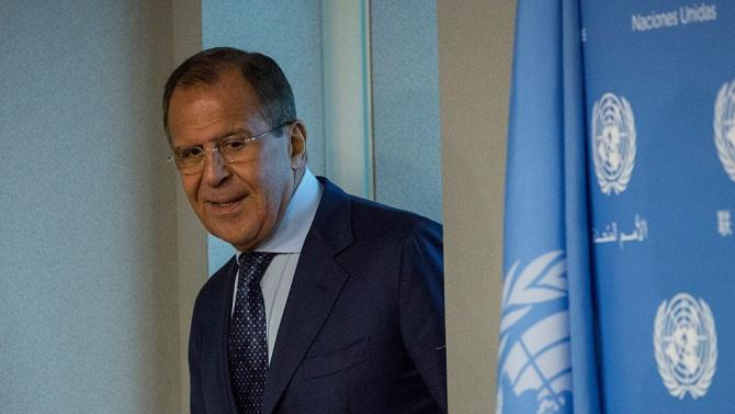 Сергей Лавров и Мохамад Джавад Зариф обсъдиха  ядрената сделка с Иран, Сирия и Карабах