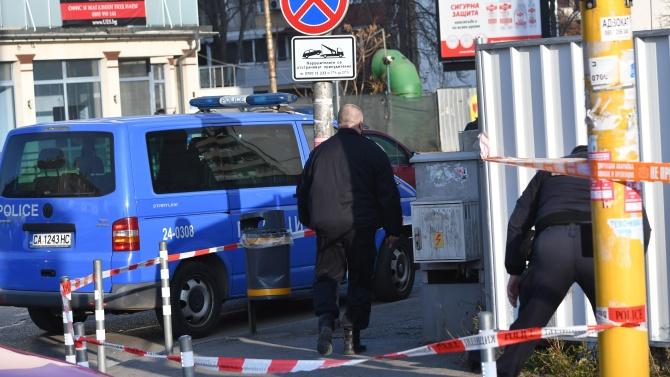 След трудовата злополука в София най-леко пострадалият работник е с откъснат крак