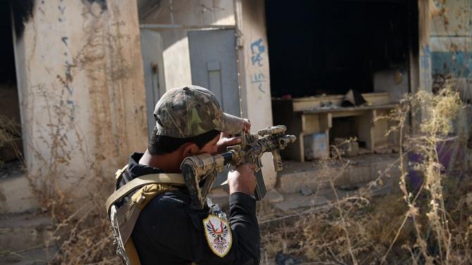 Кюрди и подкрепяни от Турция бунтовници се биха в Сирия