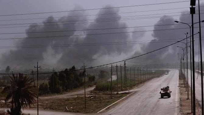Сирия заяви, че израелската армия е нанесла въздушен удар по покрайнини на Дамаск