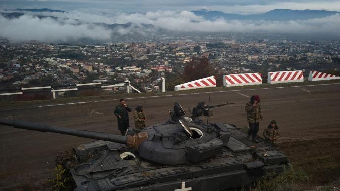 Азербайджанската армия влезе в района на Калбаджар, съседен на Нагорни Карабах