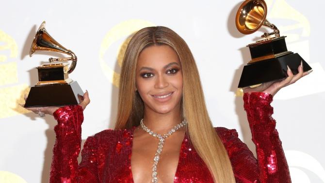 """Бионсе получи най-много номинации за наградите """"Грами"""""""