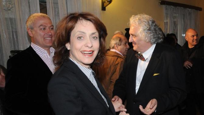 Надежда Нейнски е кандидат за ген. секретар на Организацията за черноморско икономическо сътрудничество
