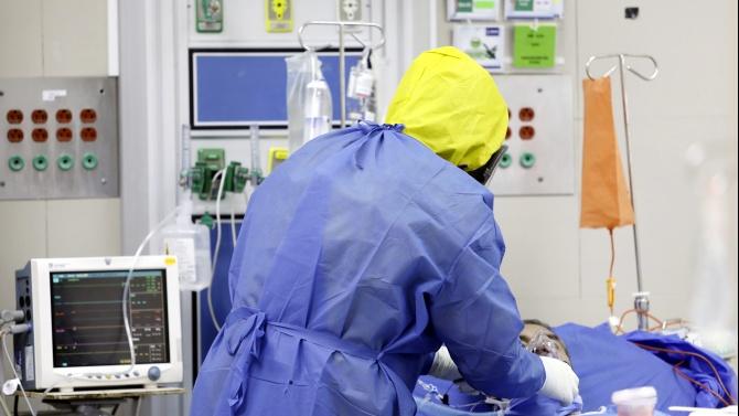 Нов рекорд на заразените с COVID-19 в Хърватия