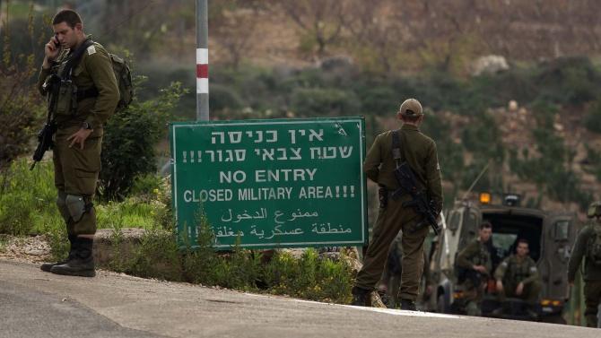 Израел затваря граница?