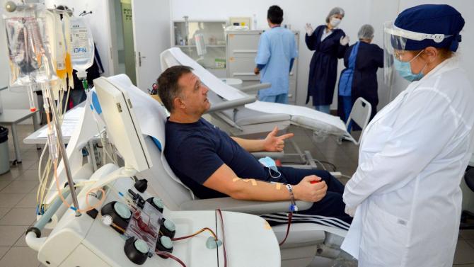 Нов център за кръвна плазма отвори врати във Варна