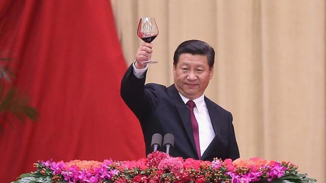 Китайският президент Си Цзинпин поздрави новоизбрания президент на САЩ Джо