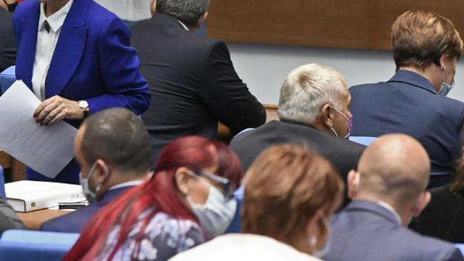 Парламентът одобри бюджетите на специалните служби