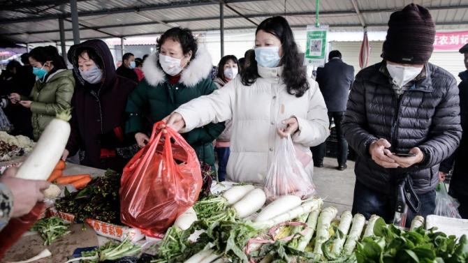 Експерти на Световната здравна организация искат отново да посетят пазара