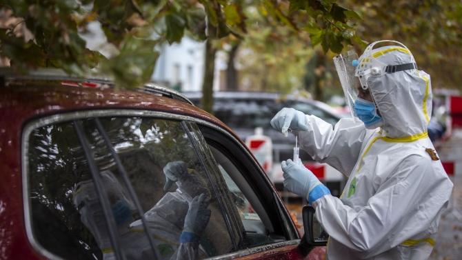 Чехия регистрира 2678 нови случая на коронавирус