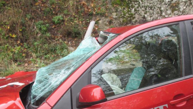 Пиян шофьор уби един и рани трима души при катастрофа в Сливенско