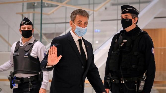 Делото за корупция срещу бившия френски президент Никола Саркози