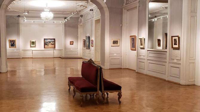 Всички филиали на Националната художествена галерия са с безплатен вход утре