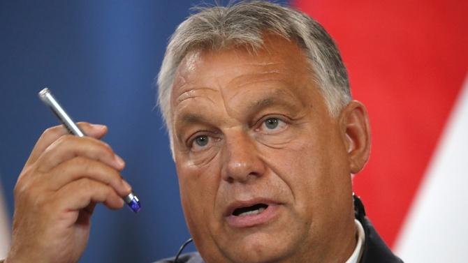Унгария има подкрепата на Полша в спора с Брюксел за бюджета на ЕС, каза Орбан