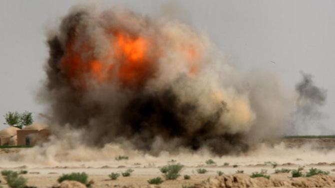 Най-малко 19 проирански бойци са убити при при въздушни удари в Източна Сирия