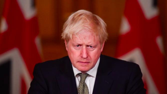 Борис Джонсън не изключи възможността от затваряне за Нова година