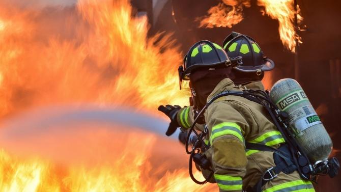 Мъж загина при пожар в с.Черганово