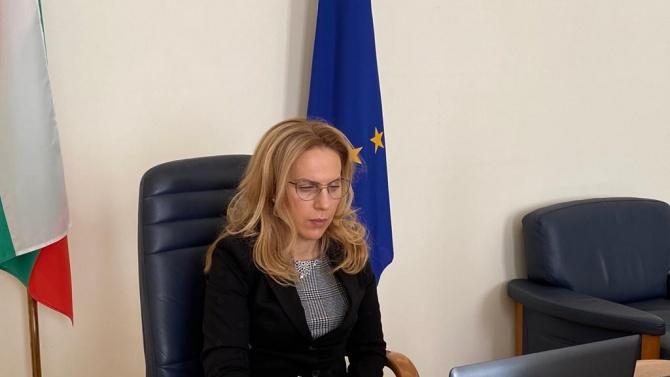 Националният съвет за тристранно сътрудничество проведе онлайн заседание