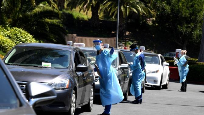 Властите в Лос Анджелис налагат нови COVID ограничения от понеделник