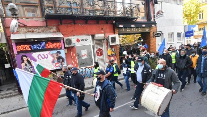 Полицаите отново излизат на протест, искат 30% увеличение на заплатите