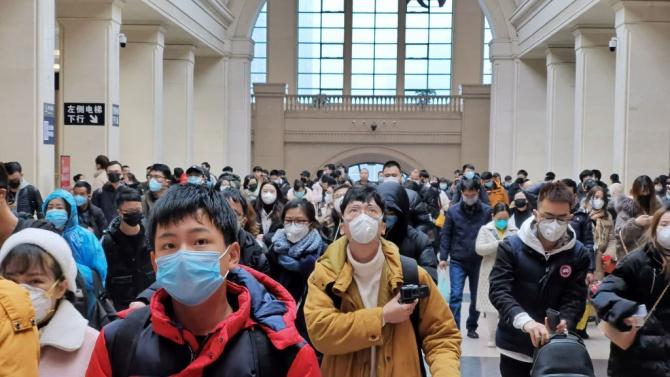 Китай съобщи за нови 11 случая на коронавирус