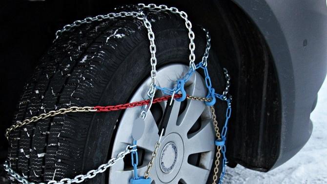 АПИ:Шофьорите да тръгват с автомобили, готови за зимни условия