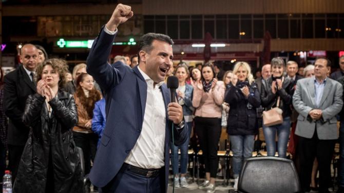 Премиерът на Република Северна Македония Зоран Заев заяви, че е