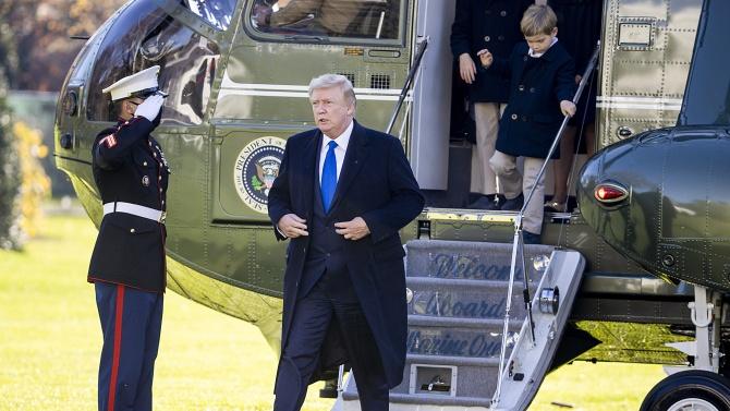 Тръмп отказа да се примири с изборните резултати в първото си интервю след вота
