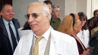 Почина светилото на българската кардиология - проф. Александър Чирков