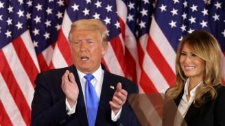 Тръмп отново се обяви за победител на президентските избори в САЩ