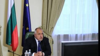 Борисов: Пренасочваме 511 млн. евро европейски средства в подкрепа на българската икономика и бизнес