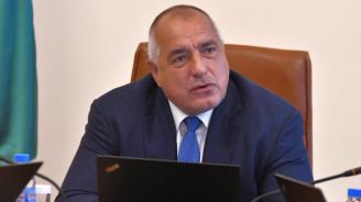Емил Димитров докладва на Борисов за ситуацията с водоснабдяването в страната