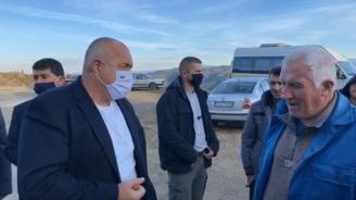 Борисов из родопските села: Нашата цел е максимално бързо да излезем от пандемията